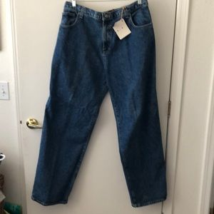 Quiksilver  Relaxed fit Jeans 38x34. NWT